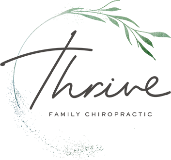 Thrive Family Chiropractic & Acupuncture logo - Home