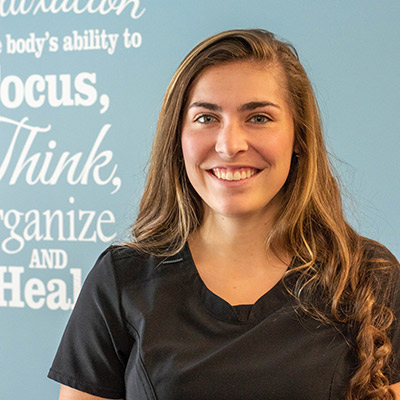 Allie Wright, Triad Family Chiropractic staff