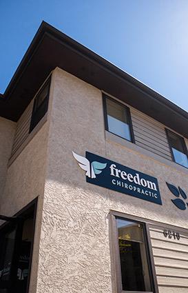 Freedom Chiropractic exterior