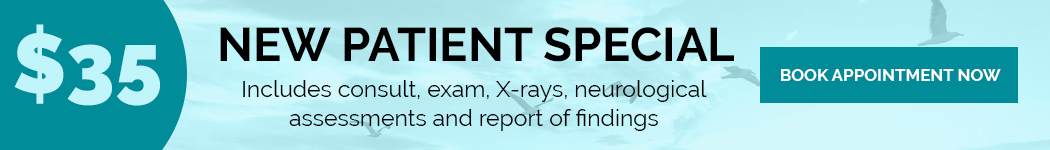 $35 Chiropractic New Patient Special - Click To Book Appoinment Online Now!