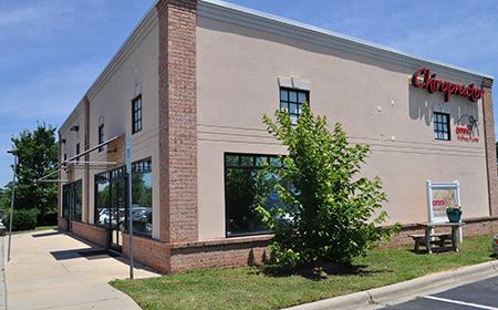Omni Wellness Center building exterior