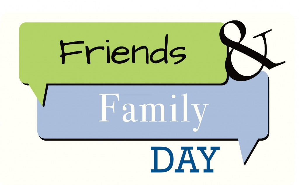 Friends and Family Day logo