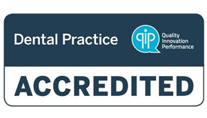 Accredited Dental Practice badge