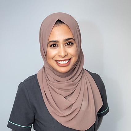 Nadiva Abubakar, Cannington Dental Centre staff