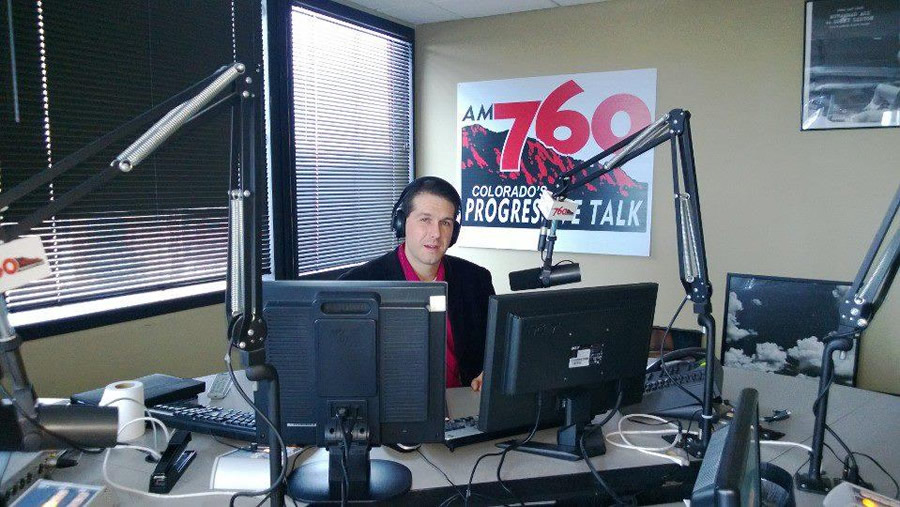 Dr Knowles on Radio Show