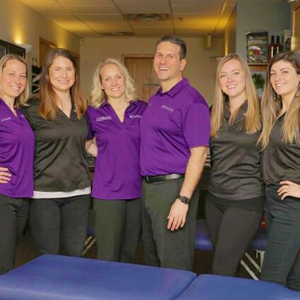 Network Family Wellness Center team