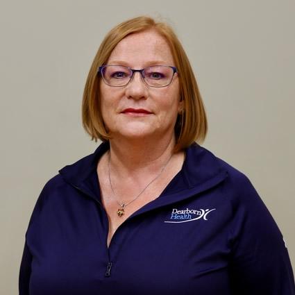 Bernadette Tallon, Dearborn Health massage therapist