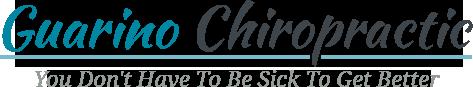 Guarino Chiropractic logo - Home