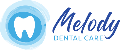 Melody Dental Care logo - Home