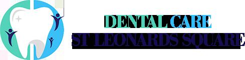 St. Leonards Square Dental Care logo - Home