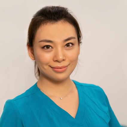 Maggie, Receptionist and Dental Assistant