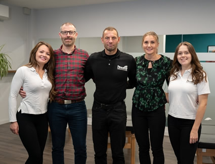 Results Align Chiropractic team