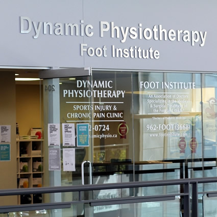 Dynamic Physiotherapy and Wellness exterior