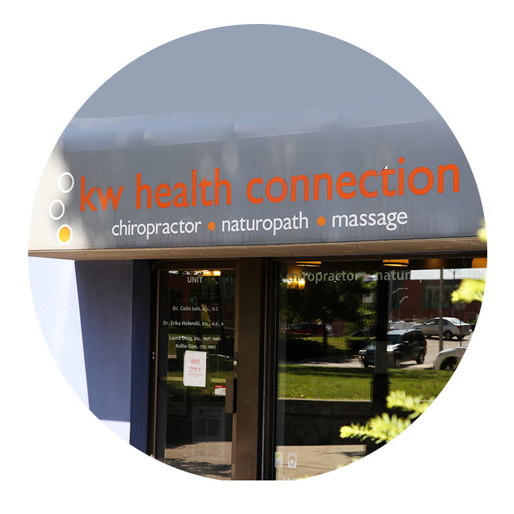 KW Health Connection exterior