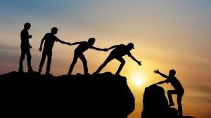 together we climb