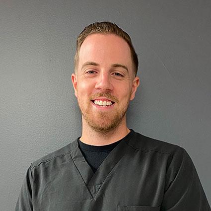Nicholas Layton, PT Assistant