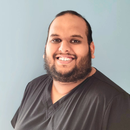 Dr Monish Patel