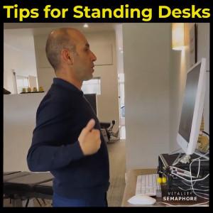 standing desk video screenshot