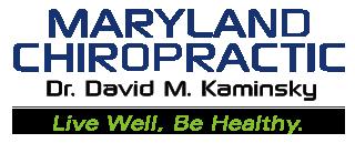 Maryland Chiropractic & Rehabilitation logo - Home