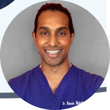Dentist Port Hedland, Dr. Rouvin