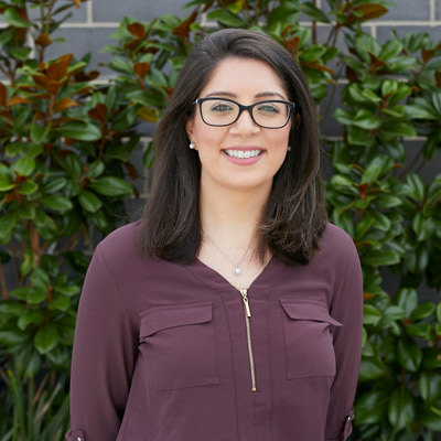 Dr Nina Madlani