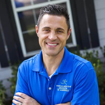 Chiropractor Gainesville, Dr. Mathew Richeson