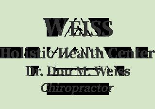 Weiss Holistic Health Center logo - Home