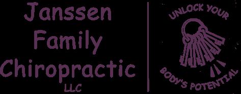 Janssen Family Chiropractic logo - Home