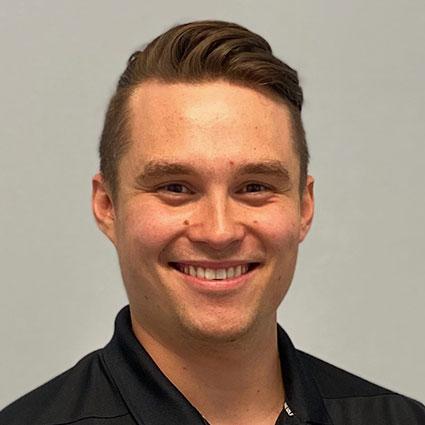 Chiropractor Flour Bluff, Dr. Mikael Larsen