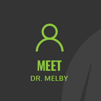 Meet Dr. Melby