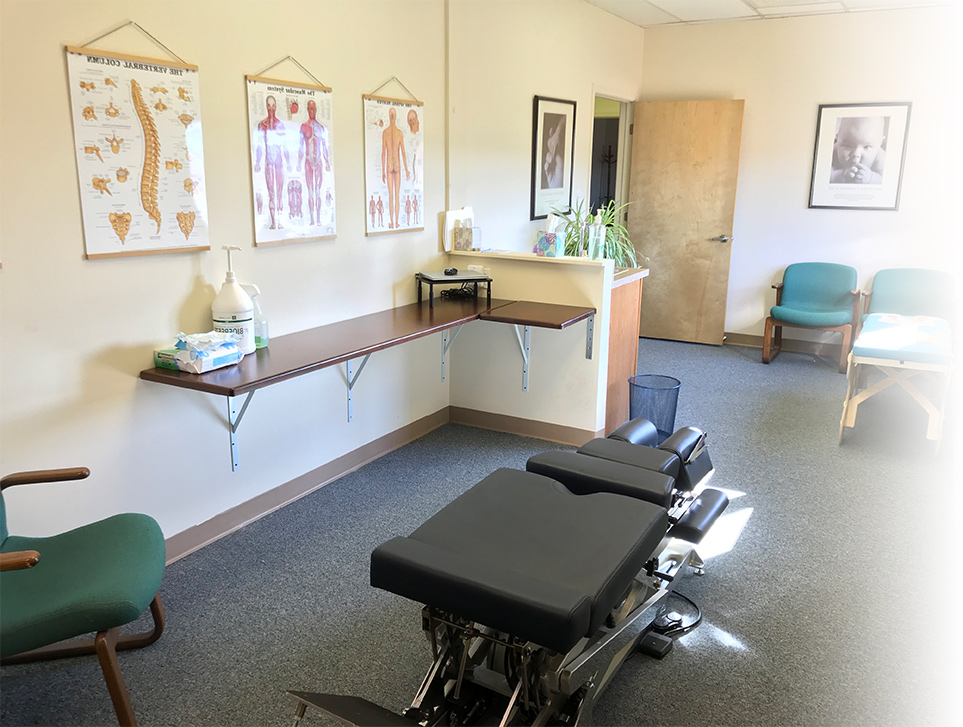 Integrated Complementary Healthcare Services adjusting room