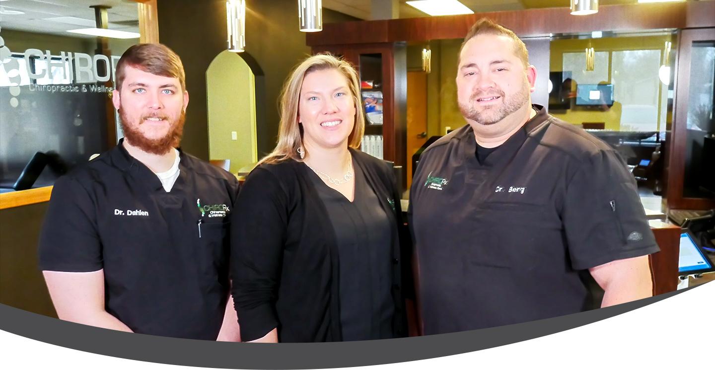 ChiroRx Chiropractic & Wellness Care Team