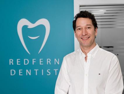 Dentist, Dr. Andres Franco