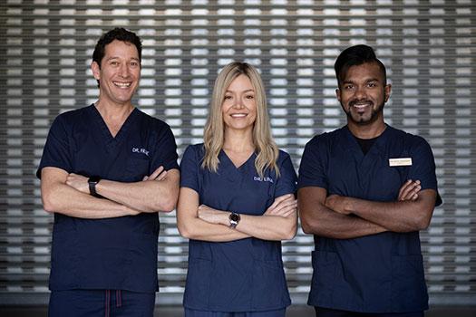 Redfern Dentist team
