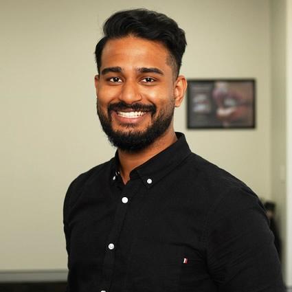 Dentist, Dr. Nafiz Chowdhury