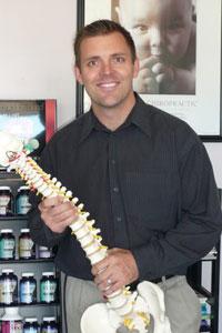 Carmel Valley, California Chiropractor, Dr. Chris Elleraas