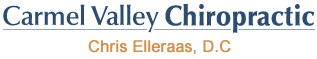 Carmel Valley Chiropractic logo - Home