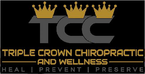 Triple Crown Chiropractic & Wellness logo - Home