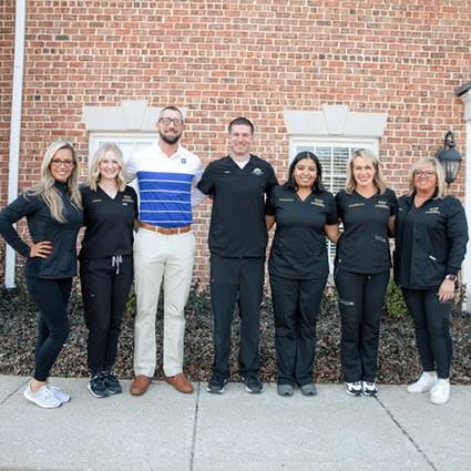 Triple Crown Chiropractic & Wellness staff