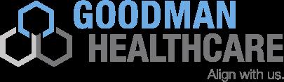Goodman Healthcare logo - Home
