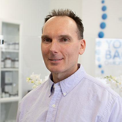Jason Breedon, Massage Therapist