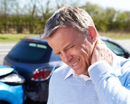 Auto Accident neck pain