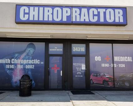 Smith Chiropractic LLC exterior