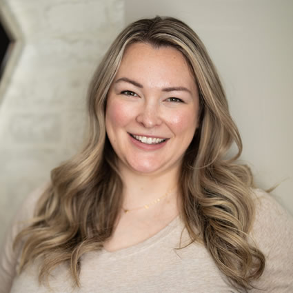Samantha Lyver, Massage Therapist