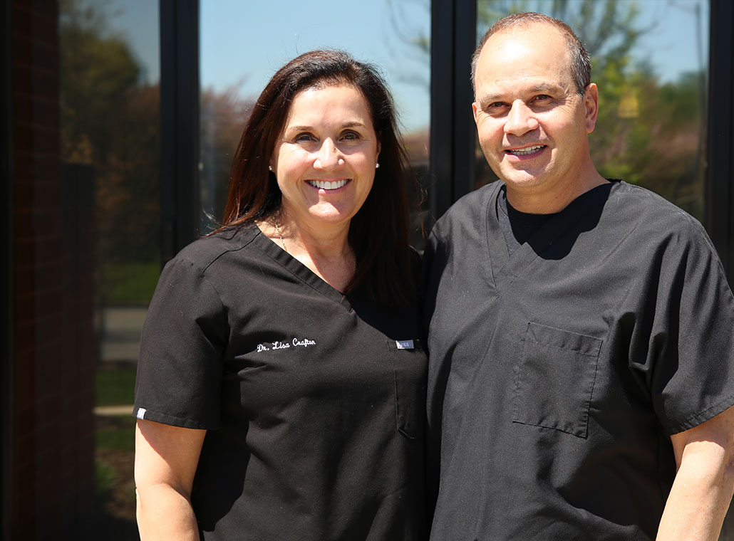 Drs. Casey and Lisa Crafton