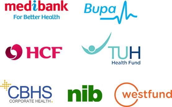 health provider logos