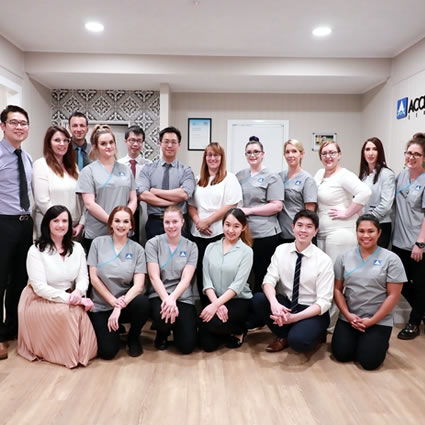 Access Dental Services team