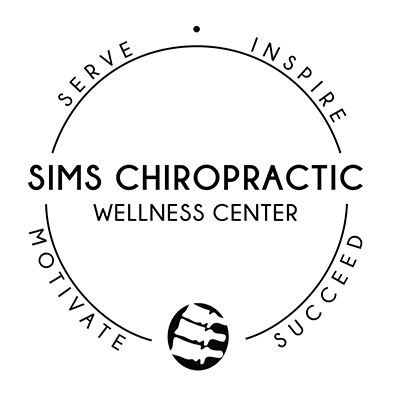 Sims Chiropractic Wellness Center logo - Home