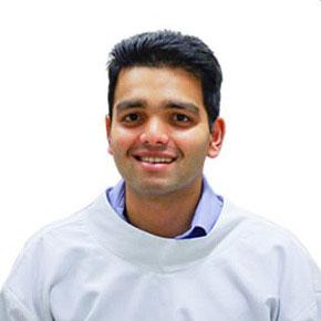 Dr. Rishi headshot