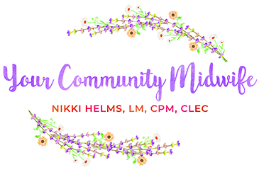 Your Community Midwife logo